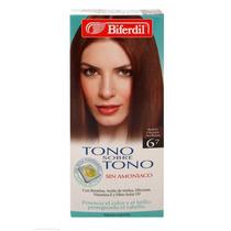 Biferdil Tono S/tono Nro 6.7 Rubio Osc A Kit -v Beautyshop