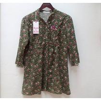 Blusa Camisola Romantic Chic Tipo Vestidito Kees Von Kees 16