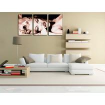 Marilyn Monroe Medida 120 X 60 Cm En 3 Partes De 40x60cm