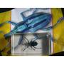 Gorgojo Azul, Coleccion Insectos. Nuevo, Envio Gratis