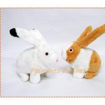 Conejo De Peluche Camina Con Sonido