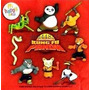 Coleccion Completa Kung Fu Panda (mc. Donalds 2008)