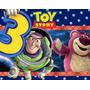 Kit Imprimible Toy Story Candy Bar Decoracion 3 En 1