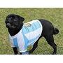 Remera Camiseta Para Perro De Argentina.consultar Talles !