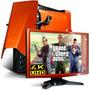 Pc Armada Cpu Amd Full Gamer Fx Gtx960 Juga A Todo En Fullhd