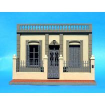 Serie Hogares Argentinos- Casa Antigua Patio Delantero - H0