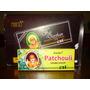 Sahumerios Patchouli Pachuli Por Mayor - 1 Pack De 12 Cajas