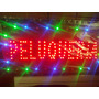 Cartel Led Peluqueria 48 X 25 Cm Alta Luminosidad B/consumo
