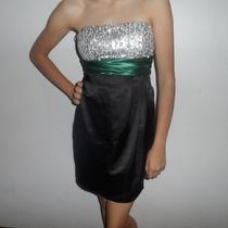 Vestido De Fiesta.... Importado. Adolescente... Ideal 15