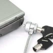 Candado Seguridad Notebook Security Lock Cable Acero