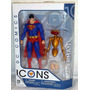 Superman Man Of Steel Dc Comics Icons Collectible Fig. 6