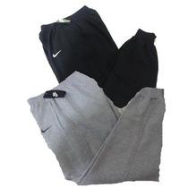 Pantalones Nike Jogging Con Puño Colores Varios Oferta!