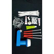 Kit Para Instalación De Diretv Varios Elementos