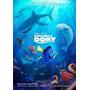 Poster Cine Original -buscando A Dory