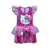 Disfraz Oficial Hello Kitty Lujo Original