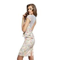 Vestido Las Oreiro Disponible Talles 1, 2 Y 3 - Ideal Civil