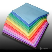 Papel Seda / Barrilete Med. 50 X 70 - Resma X 50u. X Color