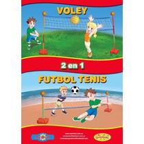 Futbol Tenis Y Volley Juegosol 25