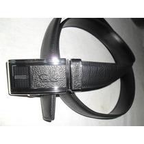 Cinturones De Vestir En Cuero Varias Marcas Y Largos.