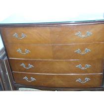 Mueble Estilo Francés (cómoda,cama,2 Mesas De Luz,espejo)!!
