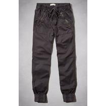 Pantalon Cargo Con Puño Original A&f/abercrombie