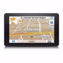 Gps 7 Pulgadas Super Slim Software Igo Mapas 8gb Bluetooth