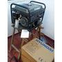 Grupo Electrógeno Generador Hyundai 3.3kva 7hp Impecabl Caja