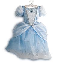 Disfraz Traje De Cenicienta Para Niñas Disney Store
