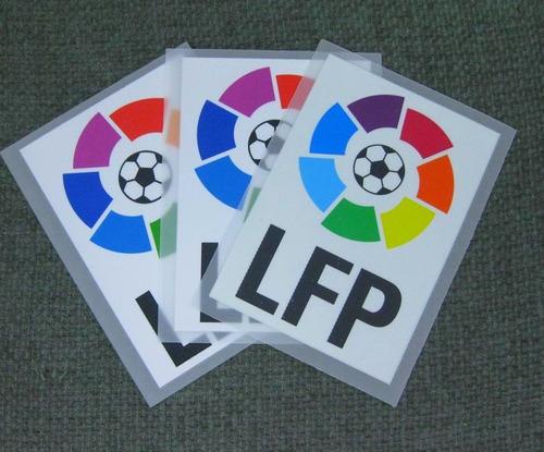c0867a4c6e Parches Lfp Liga España Real Madrid Barcelona Y Mas