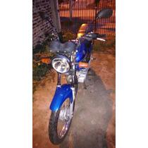 Yamaha Ybr Brasil 2008