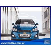 Chevrolet Sonic 4 Puertas 1.6 Lt Plan De Ahorro Car One