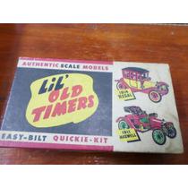 Lil Old Timers 1/32 Plastic Kit Regal 1914. Antiguo 1952