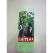 Vasos Plasticos Personalizados Increible Hulk Lavables 10u
