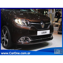Nuevo Logan Antic $ 56606 Y Ctas S/interes Car One