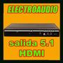 Reproductor De Dvd Winco W615 Hdmi 5.1 Divx Usb Sd Karaoke