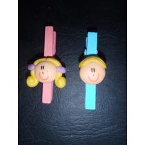 20 Broches - Souvenirs Nenas Y Nenes Muy Lindos!!!!