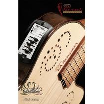 Guitarra La Alpujarra 300 Kec Electro-criolla Envíos