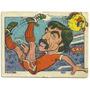 Figurita Futbol Caricatura 1976 Pavoni - Independiente