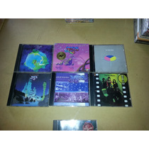 Lote 8 Cds Yes + Rick Wakeman Rock Progresivo Mercado Envios
