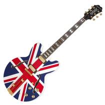 Guitarra Epiphone Sheraton Union Jack 12 Cuotas!