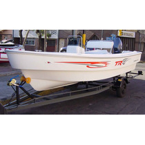 Trakker 520 Pescador Con Yamaha 60hp 4 T Efi Full - Renosto
