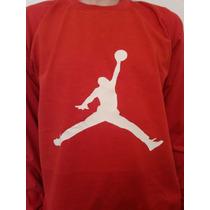 Remeras Y Buzos Logo Michael Jordan Nba Basquet !