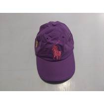 Gorra Polo Ralph Lauren Violeta Fragances