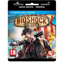 Bioshock Infinite Para Ps3 Compatible Con Playstation Move