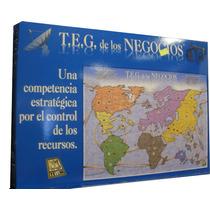 T.e.g. De Los Negocios Juego De Mesa De Estrategia Yetem