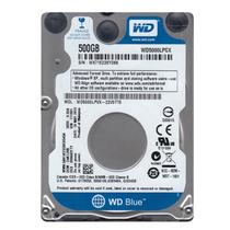 Disco Rigido Notebook 500gb Wd Blue Sata 6gb 16mb Cache