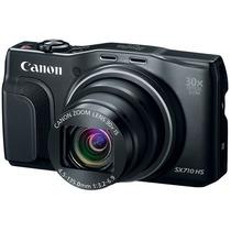 Rosario Camara Digital Canon Sx710 Hs 20mp 30x Gps Wifi Nfc
