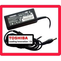 Cargador Original Notebook Toshiba 19v 3.42a 65w Envios Gtia