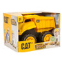 Camion Cat Caterpillar Con Movimiento 20x15cm Intek