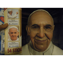 Busto Del Papa Francisco Bergoglio
